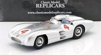 1954 Mercedes-Benz W196 Karl Kling #4 Winner Berlin in 1:18 Scale by CMR