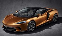 2019 McLaren GT in 1:18 Scale by GT Spirit