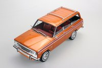 1963 Jeep Wagoneer Brown in 1:18 scale by LS Collectibles