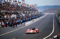 1973 Ferrari 312PB Le Mans in 1:18 Scale by Amalgam