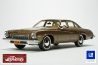 1974 Buick Century 4 Door Ginger Poly in 1:43 Scale by Goldvarg