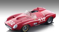 Ferrari 335 S #532 Mille Miglia 1957 2nd Place Wolfang Von Trips in 1:18 scale by Tecnomodel