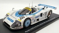 MAZDA 787B Le Mans 1991 in 1:18 scale by CMR