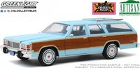 1979 Ford LTD Country Squire Charlie's Angels in 1:18 by Greenlight