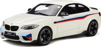 BMW M2 in White 1:18 Scale by GT Spirit