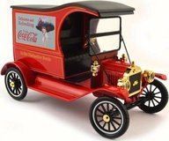 """1917 Ford Model T """"Drink Delicious"""" in 1:18 scale by Motor City Classics"""