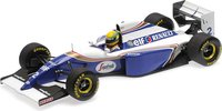 Williams Renault FW16 Brazilian 1994 in 1:18 Scale by Minichamps