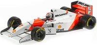 McLaren Ford MP 4/8 Michael Andretti Euro GP 1993 in 1:18 scale by Minichamps
