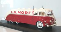 1935 White Gilmore Streamline Tank Truck in 1:43 scale by Autocult