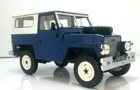 Land Rover Lightweight series III in 1:18 scale by BoS