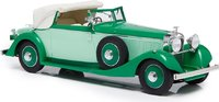 1934 Hispano Suiza J12 Three-Position Drophead Coupe by Fernandez & Darrin Open in 1:18 Scale by Esval Models