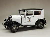 1931 Ford Model A Tudor West Virginia Police in 1:18 scale by Sun Star