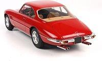 1962 Ferrari 400 Superamerica Model in Red 1:18 Scale by BBR