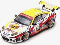 Porsche 911 996 GT3 RS #93 Alex Job Racing Collard  Luhr  Maassen Winner Le Mans 2003 In 1:43 scale by Spark
