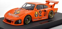 PORSCHE 935 K3 JAGERMEISTER - DRM 1980 in 1:18 scale by Top Marques