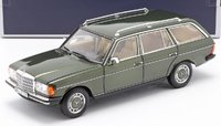 1982 Mercedes-Benz 230 T metallic green in 1:18 scale by Norev