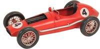 1958 Ferrari 246 F1 Model Red Metal Handmade in 1:8 Scale by Old Modern Handicrafts