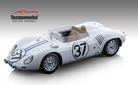 Porsche 718 RSK #37 1959 Le Mans in 1:18 Scale by Tecnomodel