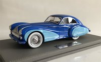 1948 Talbot Lago T26 Coupe Grand Sport Saoutchik in 1:18 Scale by Ilario