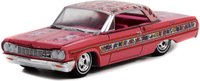 1963 Chevrolet Impala Lowrider Gypsy Rose in 1:64 scale by Greenlight