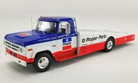 1970 Dodge D-300 Ramp Truck Mopar Parts in 1:18 Scale by Acme