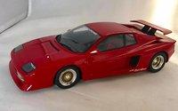 Koenig Testarossa Twin Turbo Resin Model in 1:18 Scale by GT Spirit
