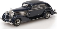 1932 Austro Daimler ADR 8 Alpine Sedan in Blue 1:43 Scale by Esval Models