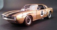 1967 Z/28 Chevrolet Camaro 1st Ever Z/28 by Acme in 1:18 Scale