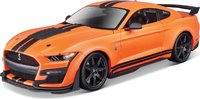 2020 Ford Shelby G.T. 500 Orange in 1:18 scale by Maisto