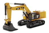 Cat® 390F L Hydraulic Excavator in 1:50 scale by Diecast Masters