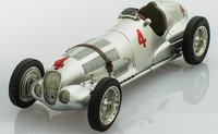 Mercedes-Benz W125, 1937 GP Donington, #4, Limited Edition of 1,000 pcs Diecast Model Car by CMC in 1:18 Scale