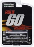 1967 Ford Mustang Eleanor Gone in 60 seconds in 1:64 Scale by Greenlight