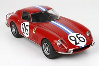 1966 Ferrari 275 GTB w/ Display Model Car in1:18 Scale by BBR