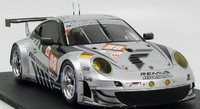 2013 Porsche 911 GT3 RSR Proton Competition No. 88 LM Model Car in 1:18 Scale by Spark