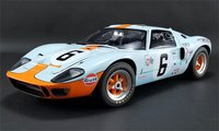 Ford GT40 MKI 1969 Le Mans Winner Diecast Model by Acme in 1:12 Scale