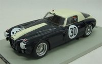 1953 Lancia D20 24 Hours Le Mans Resin Model in 1:18 Scale by Tecnomodel