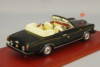 Rolls-Royce 1993 Corniche III Convertible Japan Imperial Model Car in 1:43 Scale by Truescale Miniatures