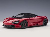 McLaren 720 S in Memphis Red in 1:18 Scale by AUTOart