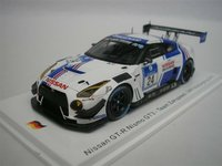 Nissan GT-R Nismo GT3 No.24 24H 2016 in 1:43 Scale by Spark