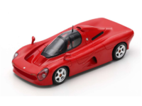 Yamaha OX99 11 Presentation 1992 Red in 1:43 Scale by Spark