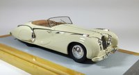 1950 Talbot-Lago T26 Grand Sport Cabriolet Saoutchik sn110120 Resin Model Car in 1:43 Scale by Ilario