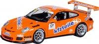 Porsche 997 GT3 Cup #121 Diecast Model Car in 1:43 Scale by Schuco