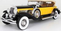 1932 Duesenberg SJ Tourster Derham in 1:12 Scale by Premium Classixx