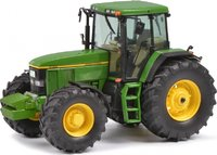 John Deere 7810 green in 1:18 Scale by Schuco
