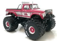 1975 FORD F250 (KING KONG) MONSTER TRUCK in 1:43 scale by Greenlight