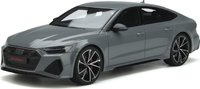 AUDI RS 7 SPORTBACK in 1:18 scale by GT Spirit