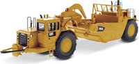 Cat® 657G Wheel Tractor Scraper in 1:50 scale by Diecast Masters