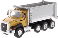 Cat® CT660 OX Stampede Dump-Truck in 1:64 scale by Diecast Masters