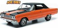 1967 Plymouth Belvedere GTX Convertible Joe Dirt Movie 1:18 Scale