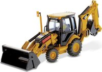 Cat® 420E IT Backhoe Loader in 1:50 scale by Diecast Masters